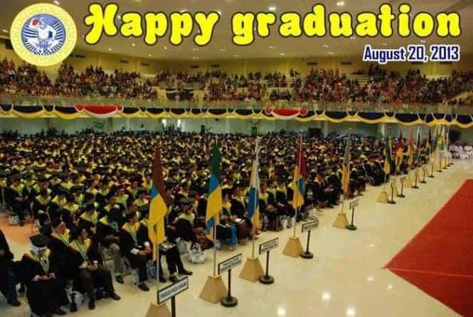 2013 UNAIR Graduation Day
