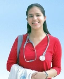 Lady Medical Student