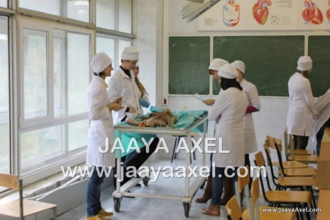 Anatomy Laboratory