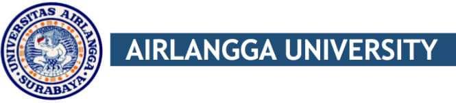 Airlangga University Intro Logo