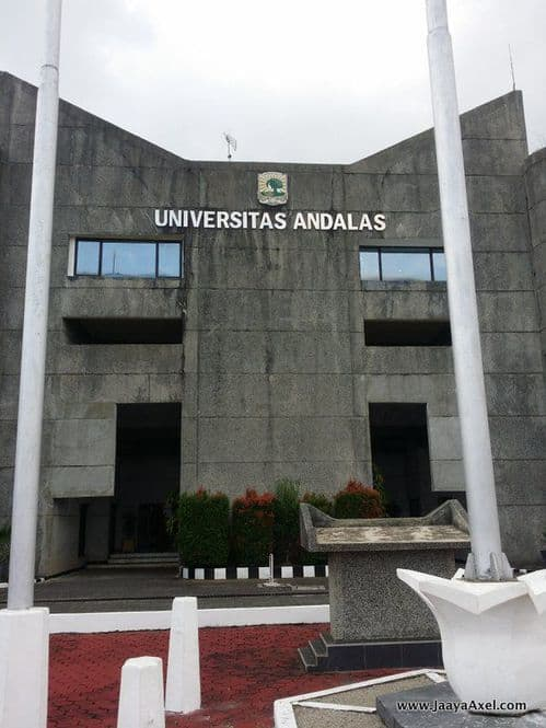 Andalas University Building