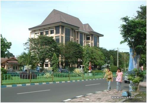Brawijaya University Building