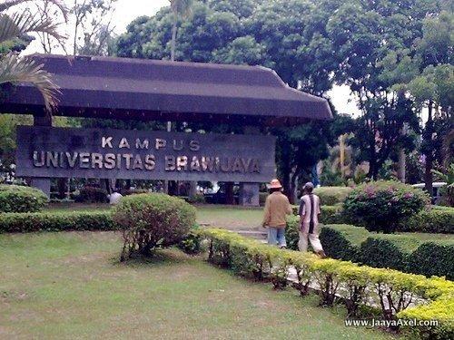 Brawijaya University Landscape