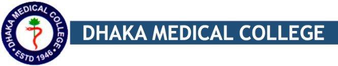 Dhaka Medical College Intro Logo