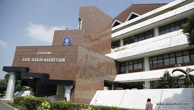 Institut Pertanian Bogor Building