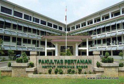 Institut Pertanian Bogor Building Fakulti Pertanian