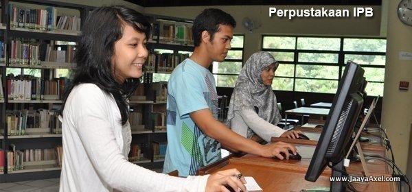 Institut Pertanian Bogor Library