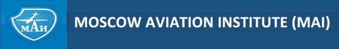 Moscow Aviation Institute Intro Logo