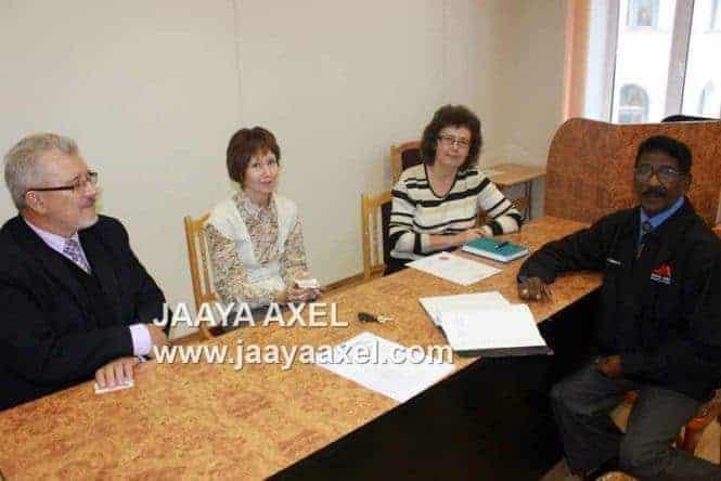 NIZHNY-Jay Excel Medic Collaboration