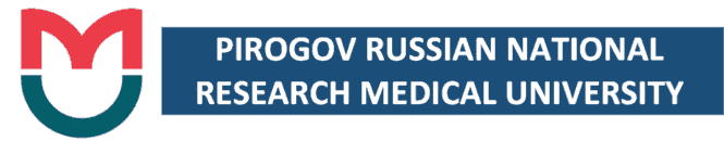 Pirogov Russian National Research Medical University Intro Logo