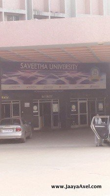 Saveetha Dental College
