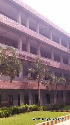 Saveetha Dental College Building