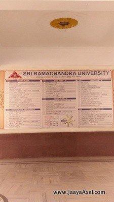 Sri Ramachandra University