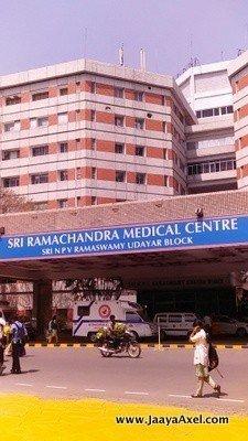 Sri Ramachandra Dental Medical Centre