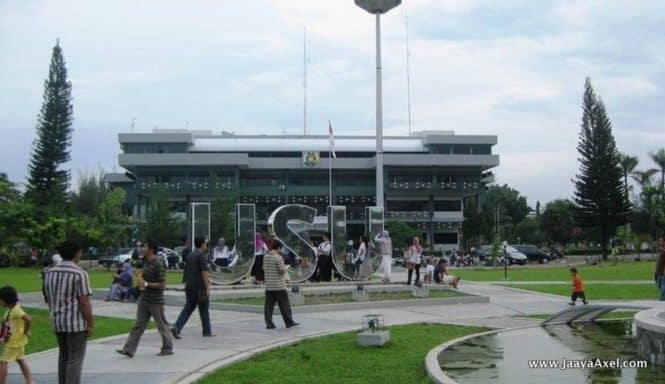 Sumatera Utara University Administration Office