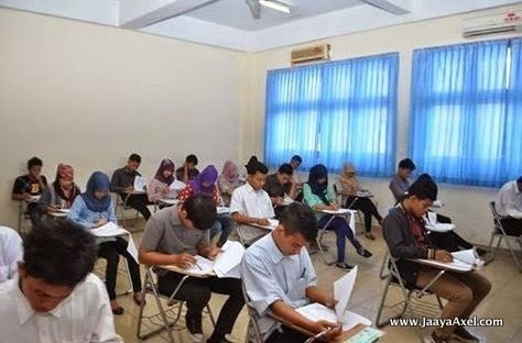 Sumatera Utara University Examination Hall