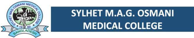 Sylhet MAG Osmani Medical College Intro Logo