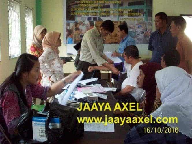 UNSRI Community Health Care