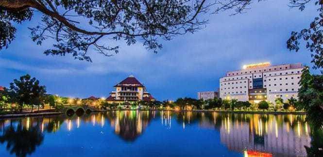 University Airlangga Intro Image
