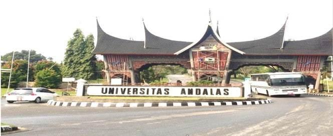 University Andalas Page Logo