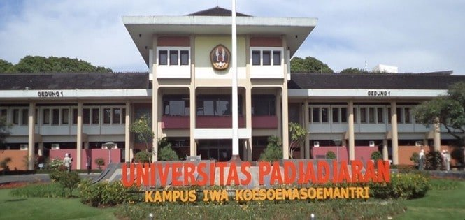 University Padjadjaran Intro Image