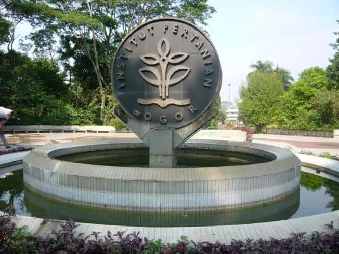 Institut Pertanian Bogor Landscape